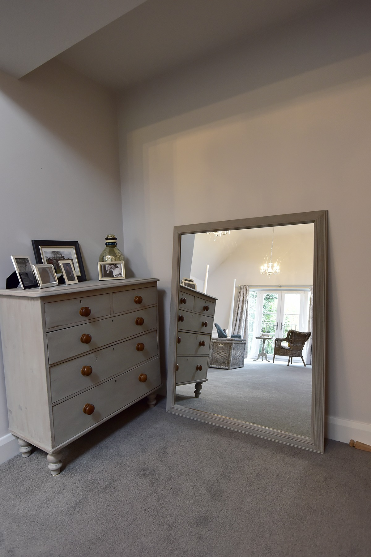 Guest Bedroom Interior Design by Sarah Maidment, Berkhamsted, St. Albans, Hertfordshire