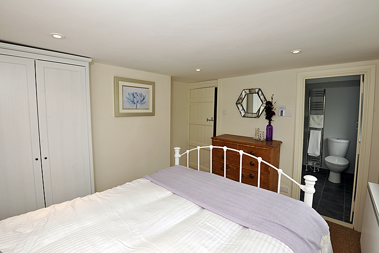 Small Bedroom Interior in Potten End, Berkhamsted, Hertfordshire