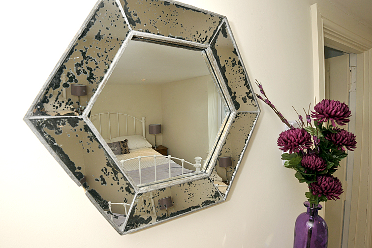 Mirror in the Bedroom Design in Potten End, Berkhamsted, Hertfordshire