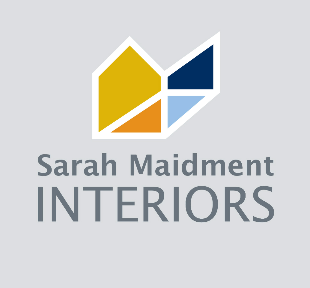 Sarah Maidment Interiors Logo - interior design services in Berkhamsted, St. Albans, Hertfordshire